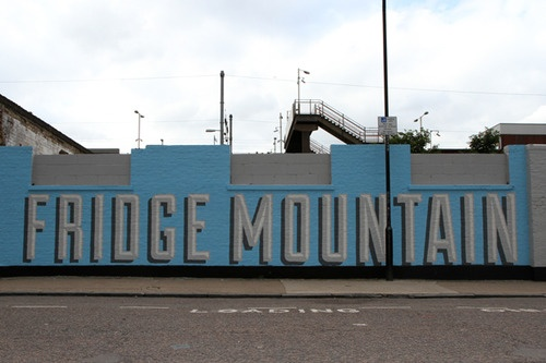 Fridge Mountain