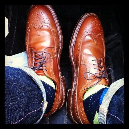 1000+ images about Shell Cordovan Shoes on Pinterest ...