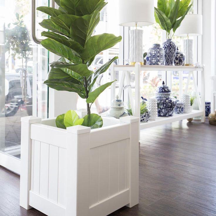 Hamptons Planter Boxes