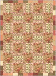 Your Guide to Making an Easy Floral Rag Quilt: Intro to the Floral Rag Quilt Pattern