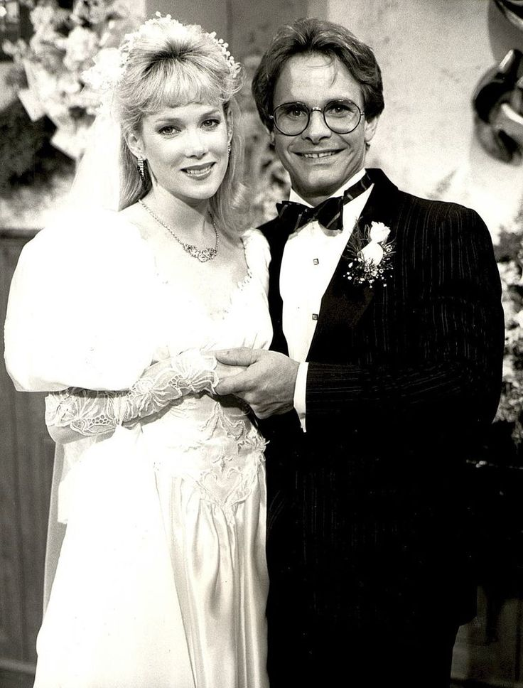 1987 Vintage CBS Photo scene from Newhart TV show Julia Duffy Peter Scolari                                                                                                                                                                                 More