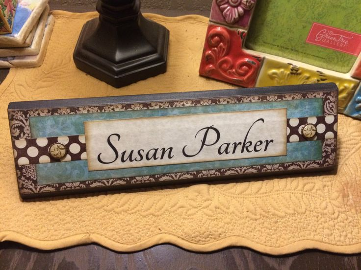 Best 25 Name Plates Ideas On Pinterest Good Names For