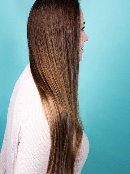 die 25 besten ideen zu frisuren glatte haare auf pinterest glatt frisur glatte lange haare. Black Bedroom Furniture Sets. Home Design Ideas