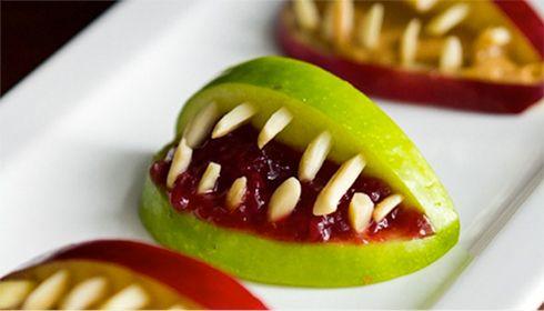 4 Healthy #Halloween Treats