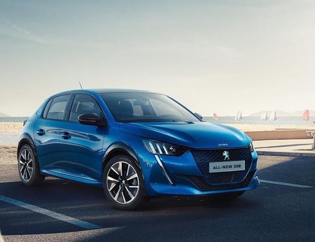 Peugeot E 208 Electric Will Cover 211 Miles From 30 Minutes Dc