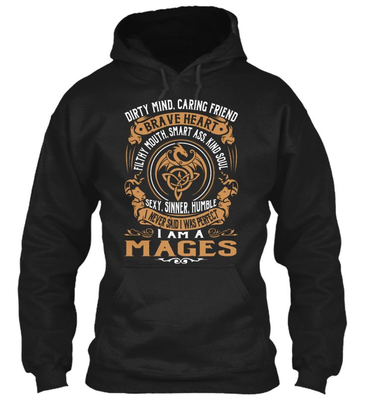 MAGES - Name Shirts #Mages