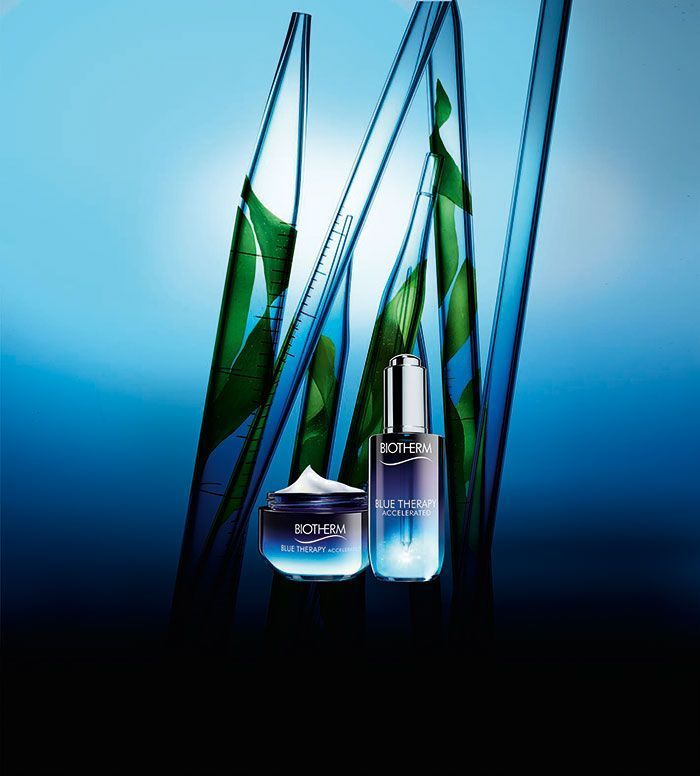Biotherm Blue Therapy Accelerated anti-age serum and creme http://feedproxy.google.com/topfashionwomen/hUfz