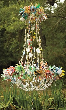 50 best whimsical chandeliers images on pinterest chandeliers i would love this in my scrapbook room whimsical chandelier mozeypictures Images