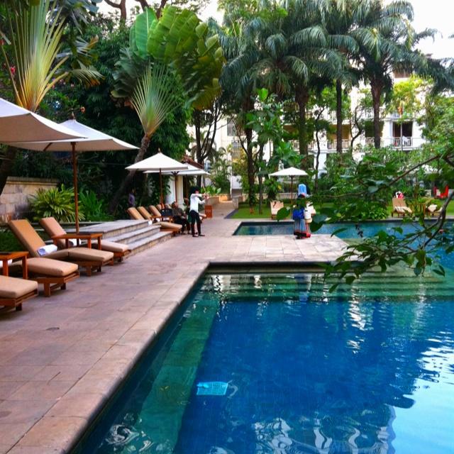 The Dharmawangsa Hotel Jakarta