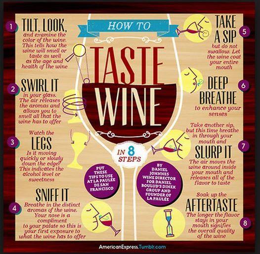Wine Tasting #wine #winery #wineeducation #winetasting