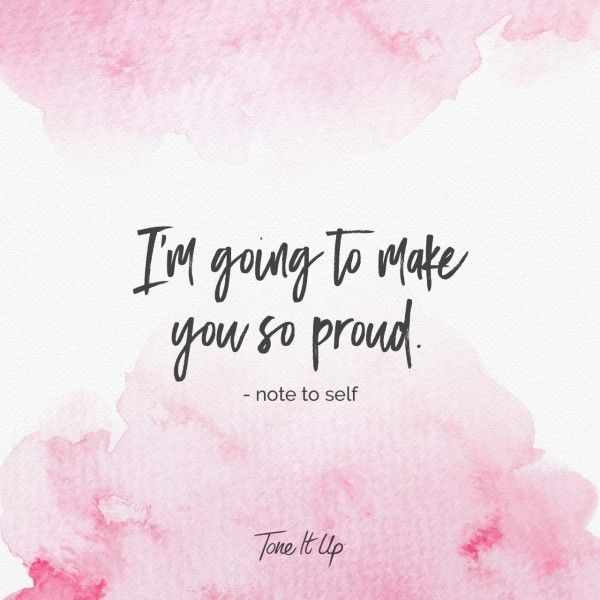 Kickass Quotes For Those Days You Need A Little Extra Inspo | ToneItUp.com