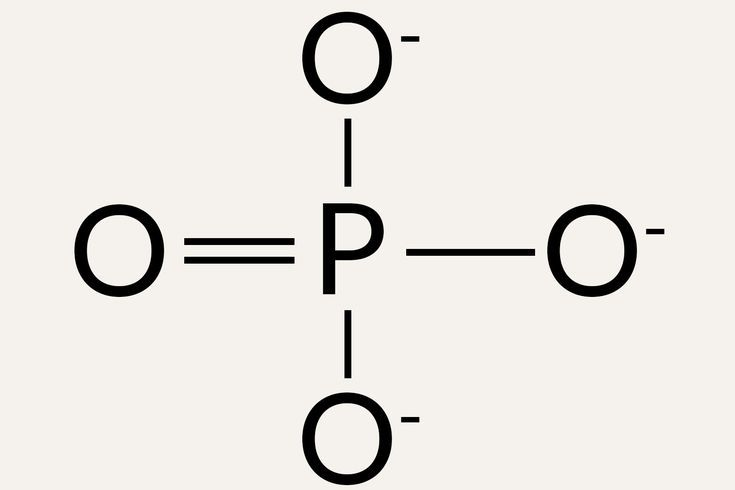 Polyatomic Ions You Need To Know: Polyatomic Ion Charge = -3
