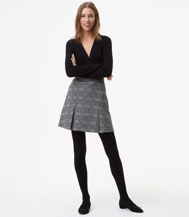 Loft Ribbed Sweater Tights - Ribbed yet perfectly lightweight, these flattering ribbed sweater tights are a texturally cool take on the ultimate wardrobe staple. Elasticized waist. Shop at www.fashion-tights.net #tights #pantyhose #hosiery #nylons #legs