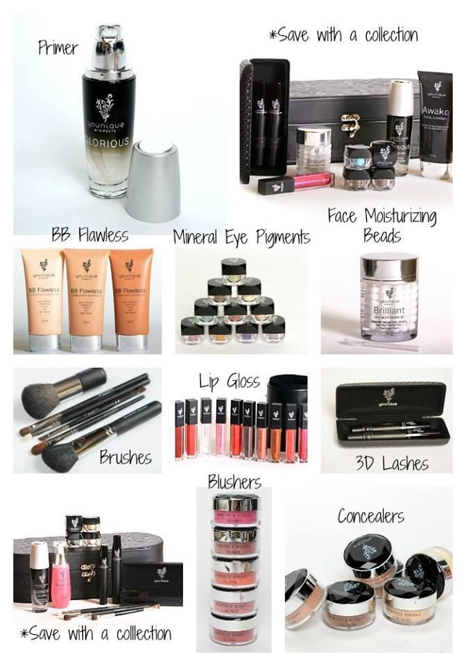 Younique Products - Love them all! https://www.youniqueproducts.com/StephanieLindsay/products/sets
