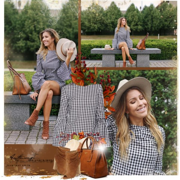 A fashion look from October 2017 featuring Kristin Cavallari ankle booties, Fiorelli handbags and Maison Michel hats. Browse and shop related looks.