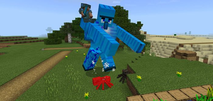 In comparison with other mobs, Alex's Guardian is bigger with the surprising power. Its mission is protecting players and villagers from danger. It is the great companion to tell you when you are put in danger. Founded by: AlexFirey1411 How to Play Alex's Guardian Addon Your first task is... https://mcpebox.com/alexs-guardian-addon-minecraft-pe/
