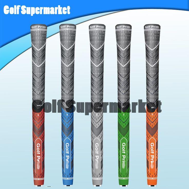 2016 Новый цвет на продажу гольф ручки плюс 4 захваты 3 цветов Мульти Соединение стандарт 13/lot гольф-клубов тур ручки