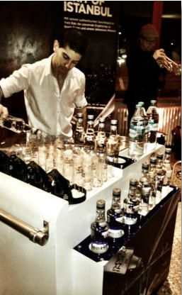 Hire a cocktail mobile bar in Bristol www.hireabarman.com