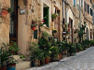 Valldemossa, Mallorca, Balearic Islands, Spain