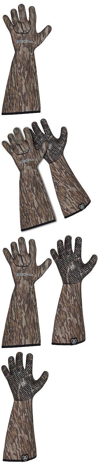 Gloves 65974: Stormr Stealth Gauntlet Glove Mossy Oak Bottomland Neoprene Fleece -> BUY IT NOW ONLY: $53.99 on eBay!