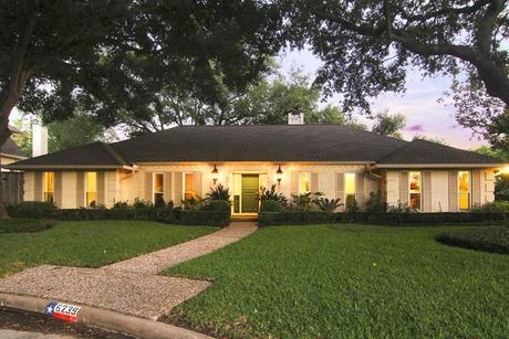 17 best images about tanglewood houston tx on pinterest for Traditional ranch homes