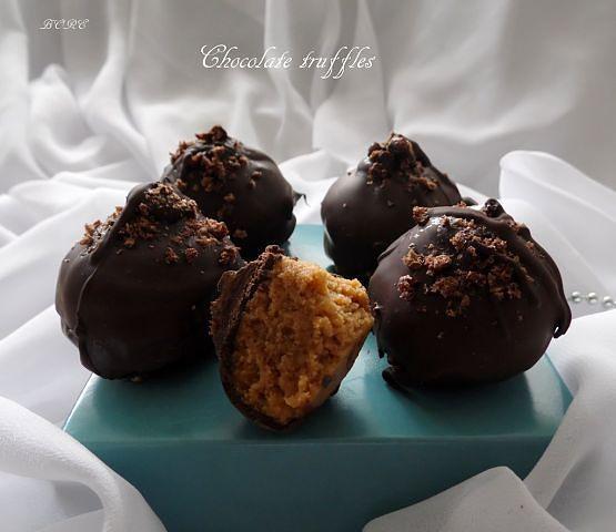Шоколадные конфеты. Рецепт c фото от BORE 18 февраля 2015, 10:44, мы подскажем, как приготовить!
