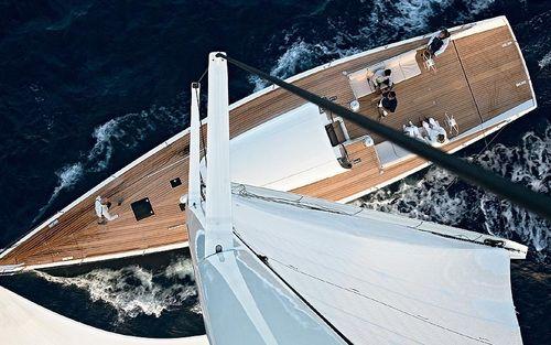 I'd rather be sailing!