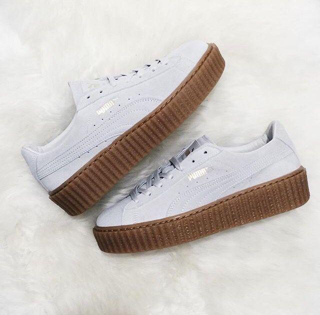 Fenty Puma By Rihanna Pointy Creeper Patent Wn'S Sneakers & Tennis Basses Femme.