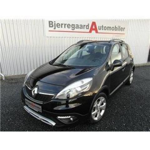 Renault Scenic XMod 1,5 dCi 110 Expression ESM
