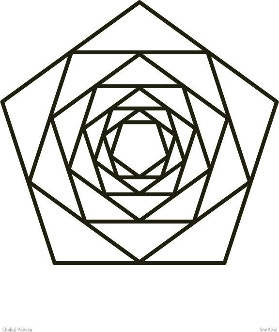 3 Boyutlu Boyamalar Geometrik Dovmeler Gorsel Sanatlar Ve Sanat