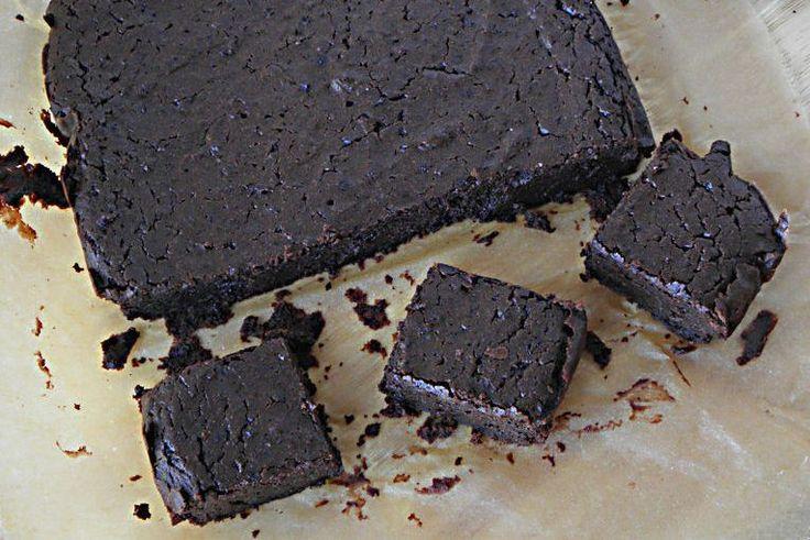 Brownies bez múky a cukru - FitRecepty