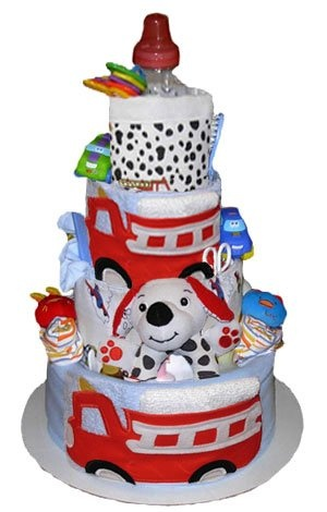 1000 Images About Baby Shower Diaper Cakes On Pinterest