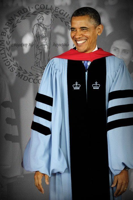 """""""Never underestimate the power of your example."""" ~Barack Obama at The Barnard College 2012 Commencement"""