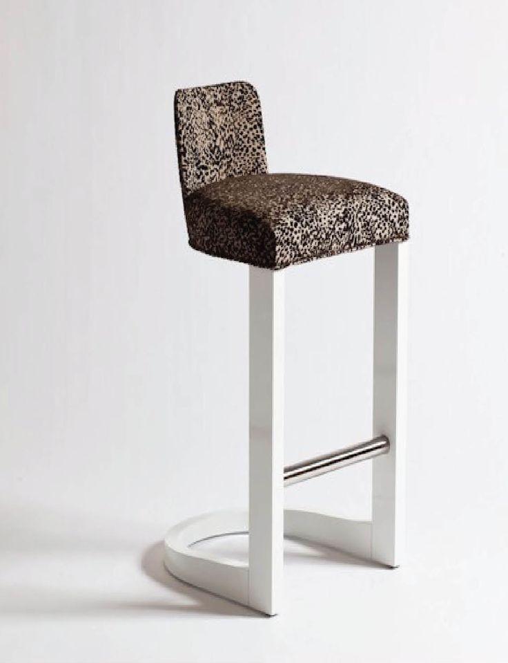 Dennis Miller Furniture   Wendell Stool