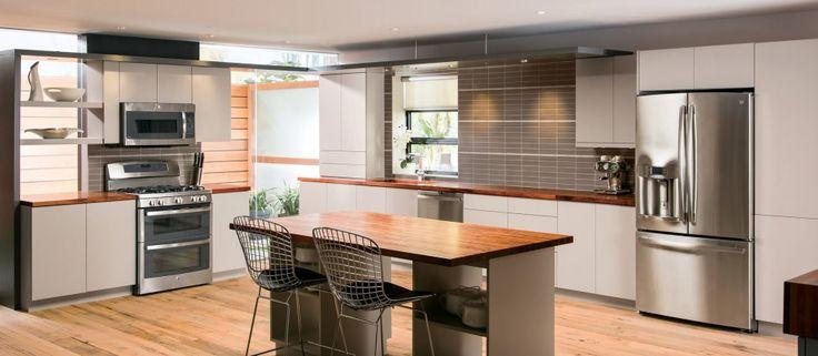 Best Kitchen Appliances And Kitchen Design Storage Ideas Home Improvements Catalog In Planning A Renovation Or Redesign Your Kitchen 50 Kitchen interior ideas | zoonek.com