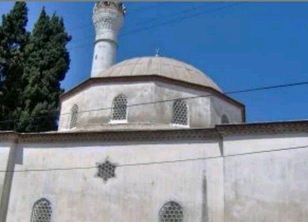 Yalınayak mosque-Constructive: Grand Vizier Ferhat Pasha's son Hasan Çavuş-Built year: 16th century medieval-Tire-İzmir