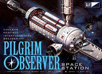 MPC Space Station Pilgrim Observer Niveau 3 46.99$ Achetez-le info@laboiteasurprisesdenicolas.ca