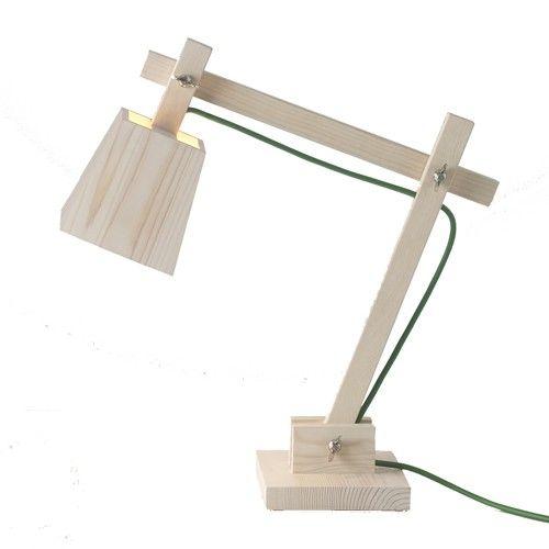 Muuto Tafellamp Wood   LOODS 5   Design