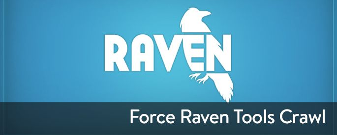 How to Manually Force Crawl Your Raven Tools Site #RavenTools #SEO