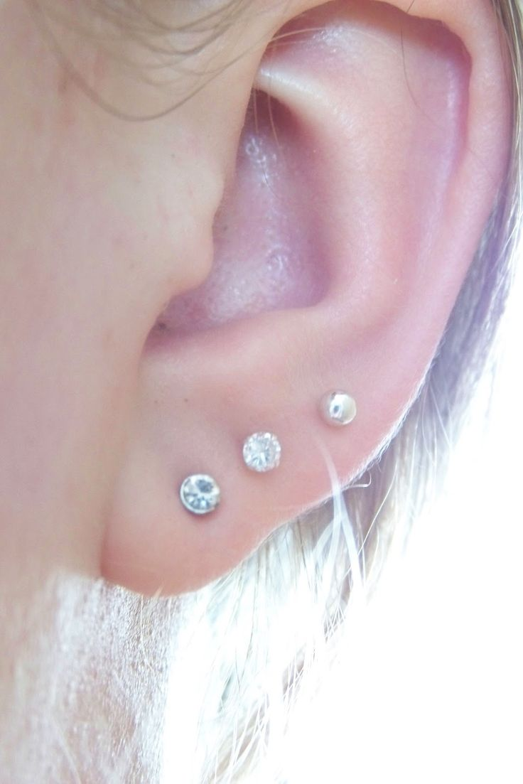 I'm thinking about getting triples now that I have doubles, but only in the one ear.