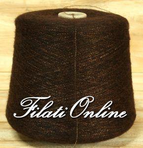 WVMO102M Filato misto lana merino marrone 650gr 9,75€ - 985gr 14,78€