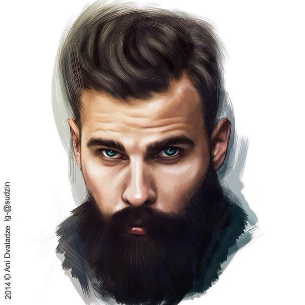 #beardsforlife#beards#bearded#beardie#beardgang#beardlove#beardporn#beardsandtats#beardedmen#artist#art#model#mustache#love #portrait#crative#digital#digitalart#themanclub#thebeardlife