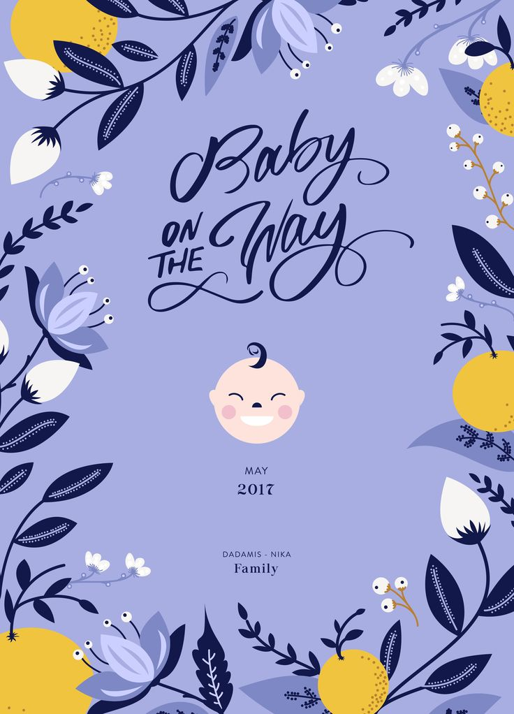 Pregnancy Announcement / Boy by Cocorrina