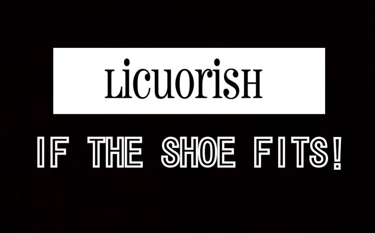 If the shoe fits!