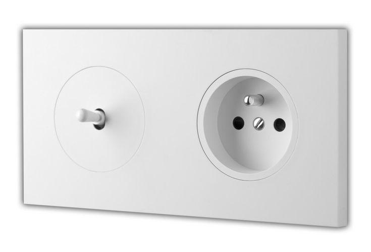 les 21 meilleures images du tableau deco sur pinterest interrupteurs luminaires et. Black Bedroom Furniture Sets. Home Design Ideas