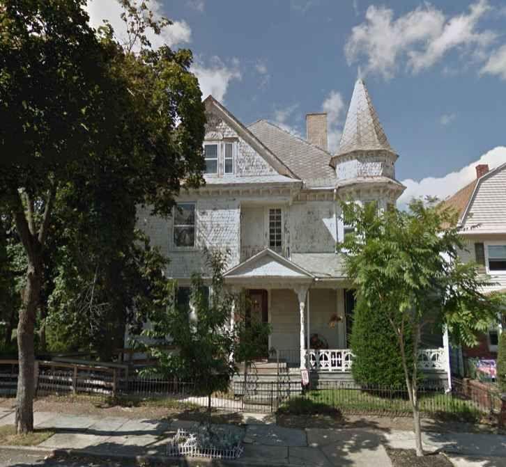 c. 1890 Queen Anne 351 West Ave Mount Carmel, PA