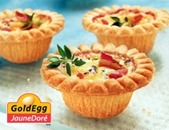 bacon and thyme tart quiche mmmm yummy good ! taking to a gathering nice simple and quick