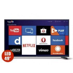 TV 49' 124cm KALLEY K-LED 49FHDSZT2