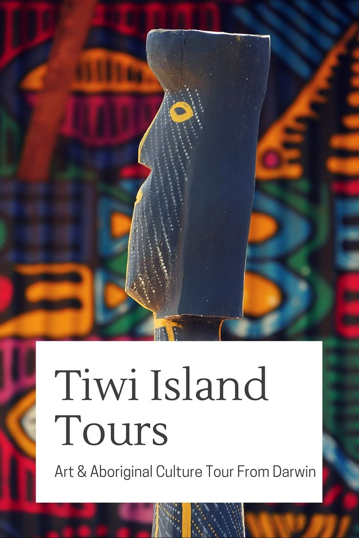 Tiwi Islands Tours - Take the Tiwi Islands Ferry from Darwin. Learn about this unique Australian  Aboriginal settlement. Culture, art and history of the Tiwi Islands Australia.