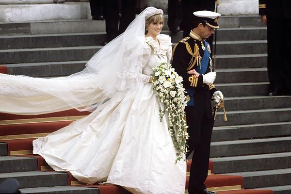 Свадебные платье для принцессы